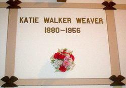 Katie <i>Abernathy Walker</i> Weaver
