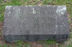 Gladys West <i>Dixon</i> Adams