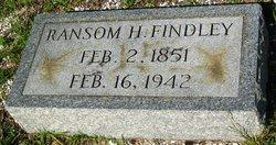 Ransom Herbert Findley