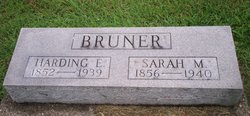 Sarah Margaret <i>Smith</i> Bruner