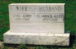 Frances Anna <i>Blair</i> Alvey