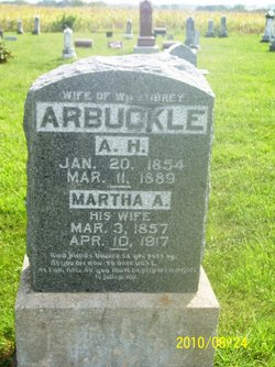 Aetna H. Arbuckle