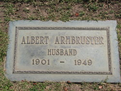 Albert Armbruster