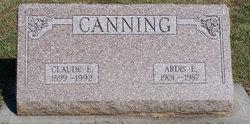 Ardis Eudene <i>Canfield</i> Canning