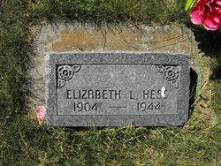 Elizabeth Leonora Hess