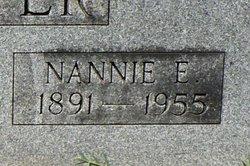 Nannie Elizabeth <i>Keener</i> Lancaster