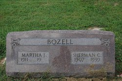 Sherman C Bozell