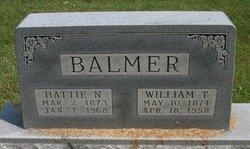 Hattie N <i>Foster</i> Balmer