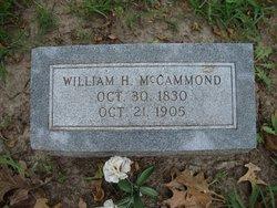 William H. McCammond