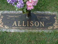 Evette <i>Lynn</i> Allison