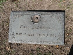 Carl Zacharias
