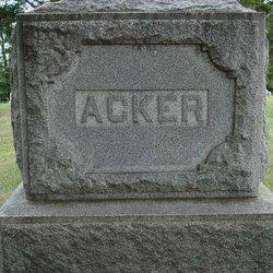 Emily H. <i>Paddock</i> Acker