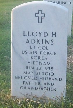 LTC Lloyd H. Adkins