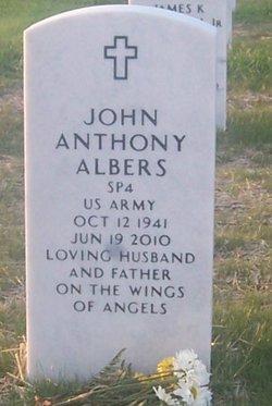 John Anthony Albers