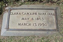 Clara Caroline <i>Ferguson</i> Barkdull
