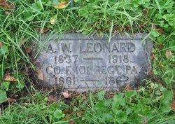 Abner Wesley Leonard