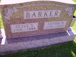 Frank H Barker