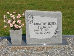 Dorothy <i>Ikner</i> Flowers