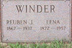 Lena Mae <i>Rector</i> Winder
