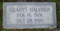 Gladys Halyard