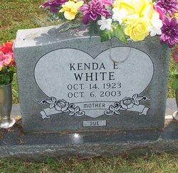 Kenda E. Sue White
