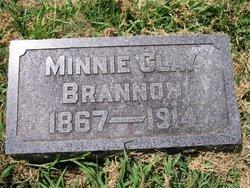Amanda Moore Minnie <i>Clay</i> Brannon