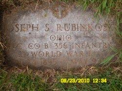 Joseph S. Rubinkowski