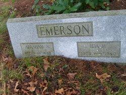 Abraham Allen Emerson