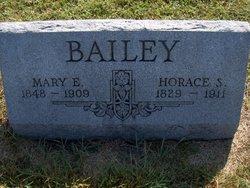 Horace S Bailey