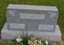 Verna A <i>Carroll</i> Rusmisel