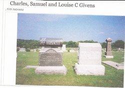 Charles M Givens