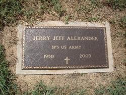 Jerry Jeff Alexander