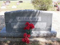 Pearl Loucille <i>Massey</i> Alexander