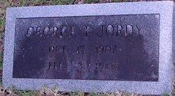 George Thomas Jordy