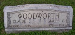 Clara Maude <i>Fales</i> Woodworth