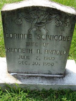 Corinne <i>Scivicque</i> Arnold