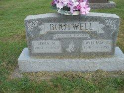 Edna M <i>Sauls</i> Boutwell