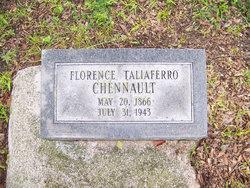 Annie Florence <i>Taliaferro</i> Chennault
