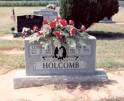 Ida B. <i>Toombs</i> Holcomb