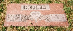 August O Doenges