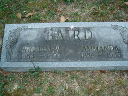Amanda Elizabeth <i>Edlin</i> Baird