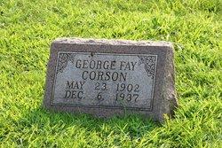 George Fay Corson