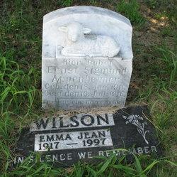 Emma Jean <i>Appenheimer</i> Wilson