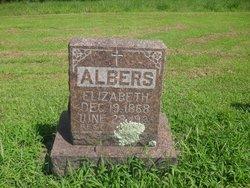 Elizabeth <i>Bach</i> Albers