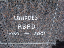 Lourdes Abad