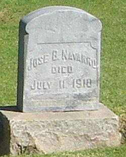 Jose B. Novarro