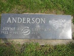 Joyne A Anderson