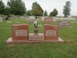 Frances Opal <i>Wilt</i> Weaver