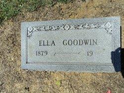 Ella Goodwin