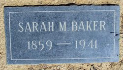 Sarah M Baker